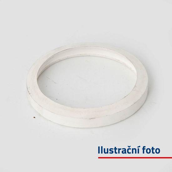 Těsnění hadicové spojky tlakové C52 - 1 KS (bílá)