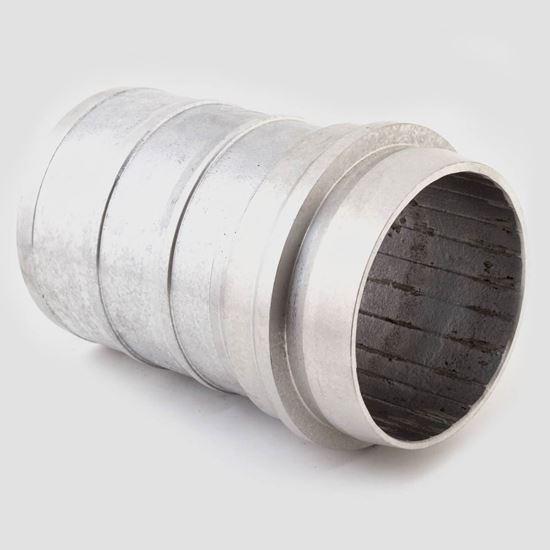 Savicové hrdlo S110 hladké - pro matici