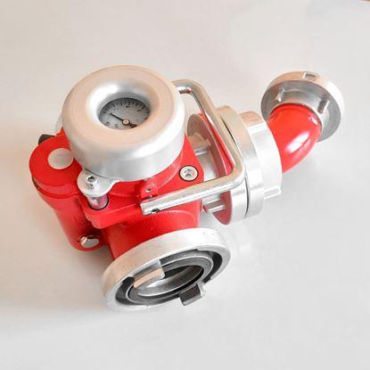 Přetlakový ventil pro požární sport B75