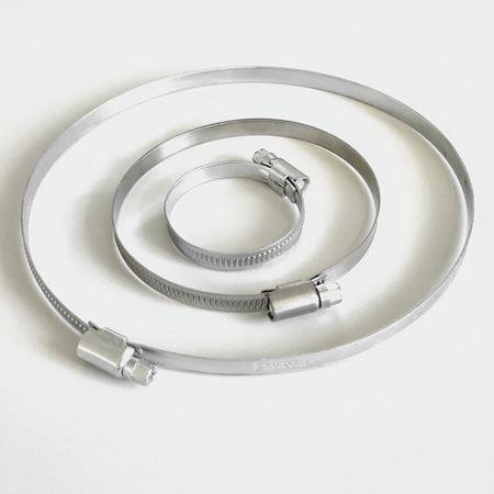 Obrázek pro kategorii Základní hadicové spony SX